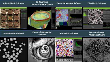 Software Microscopio Electrónico